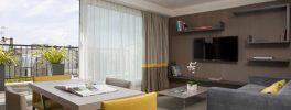 Prestations hotelieres de luxe