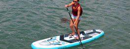 Le stand up paddle gonflable : un sport en devenir